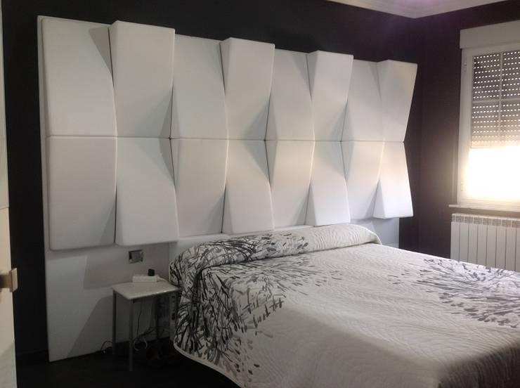 Dormitorios de estilo  por Gemma Gonzalez Candela