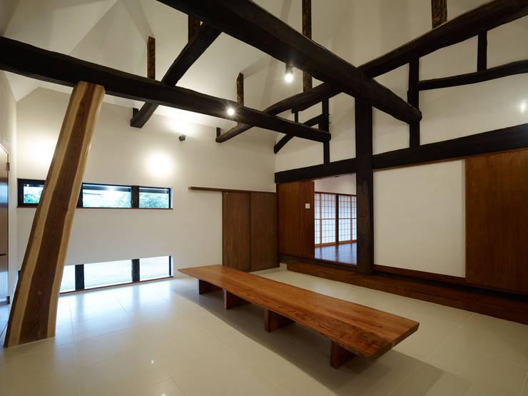 Столовые комнаты в . Автор – 長友建築研究室