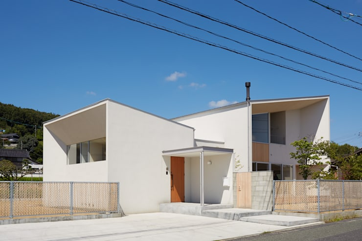 modern Houses by toki Architect design office