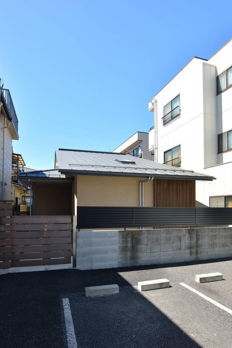 糀谷の家: 一級建築士事務所やしろ設計室が手掛けた家です。