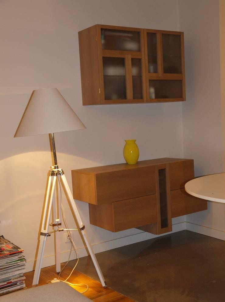 Cedrowa: styl , w kategorii Jadalnia zaprojektowany przez KARBONADO