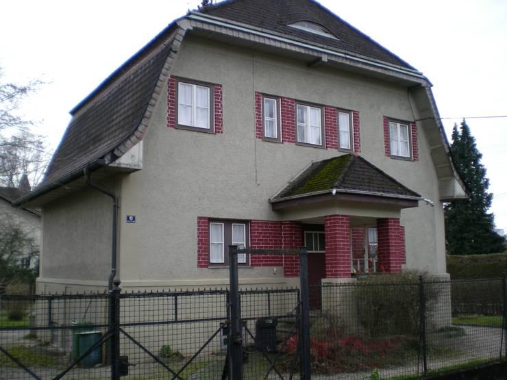 Bestand Nordseite:   von Architekturbüro Eberhardt