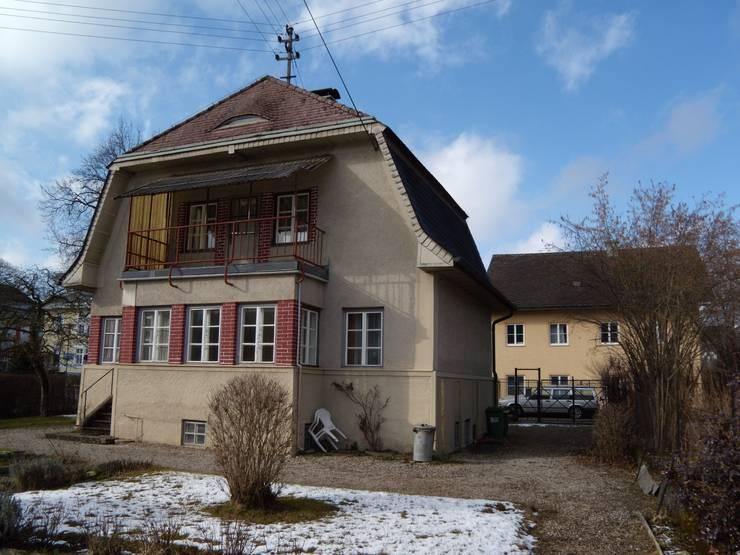 Bestand Südseite:   von Architekturbüro Eberhardt