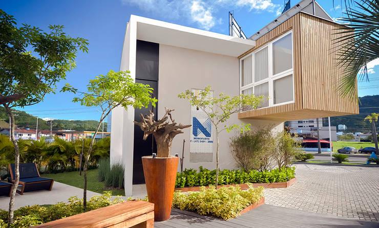 Maisons de style  par Studium Saut Arte & Interiores