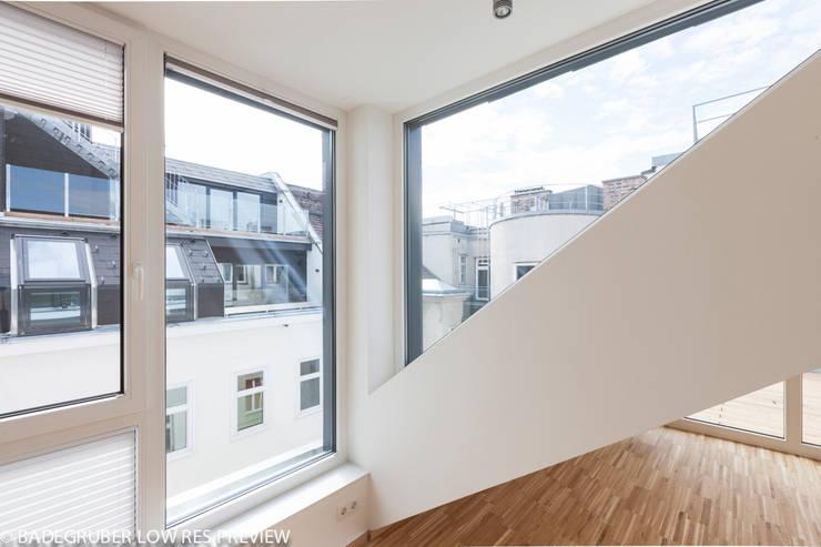 1040 Wien, Johann Strauß Gasse 24:  Fenster von Architekt Weinmann und Partner ZT Ges.mbh.