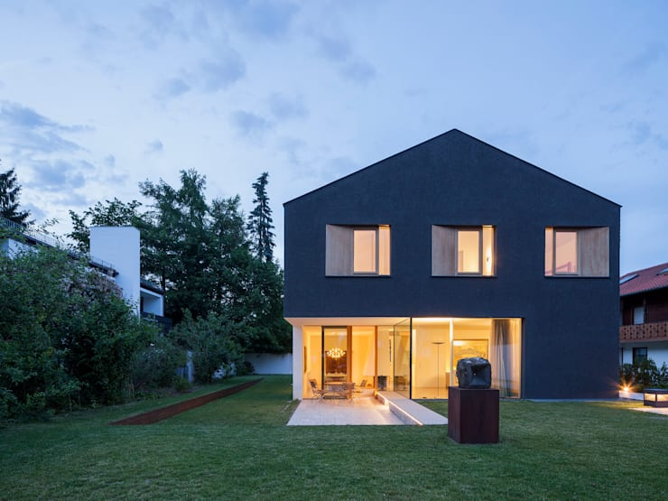 Дома в . Автор – Unterlandstättner Architekten