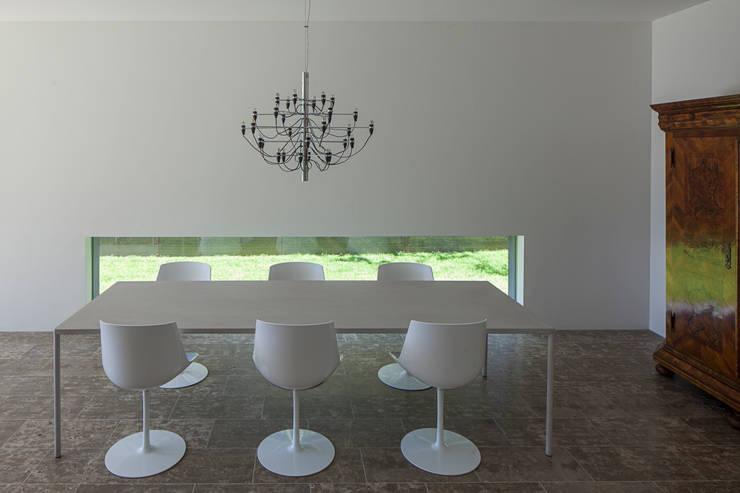Столовые комнаты в . Автор – Unterlandstättner Architekten