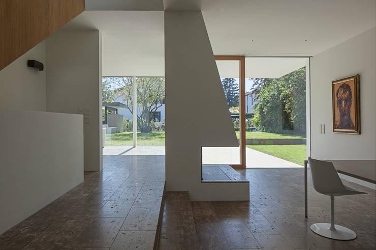 Krailing:  Terrasse von Unterlandstättner Architekten