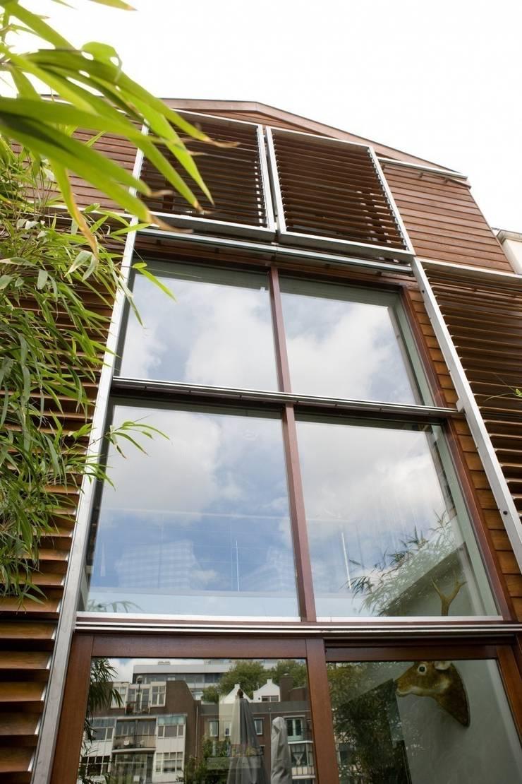 WOONHUIS MET FOTOSTUDIO_05:  Huizen door HOYT architecten