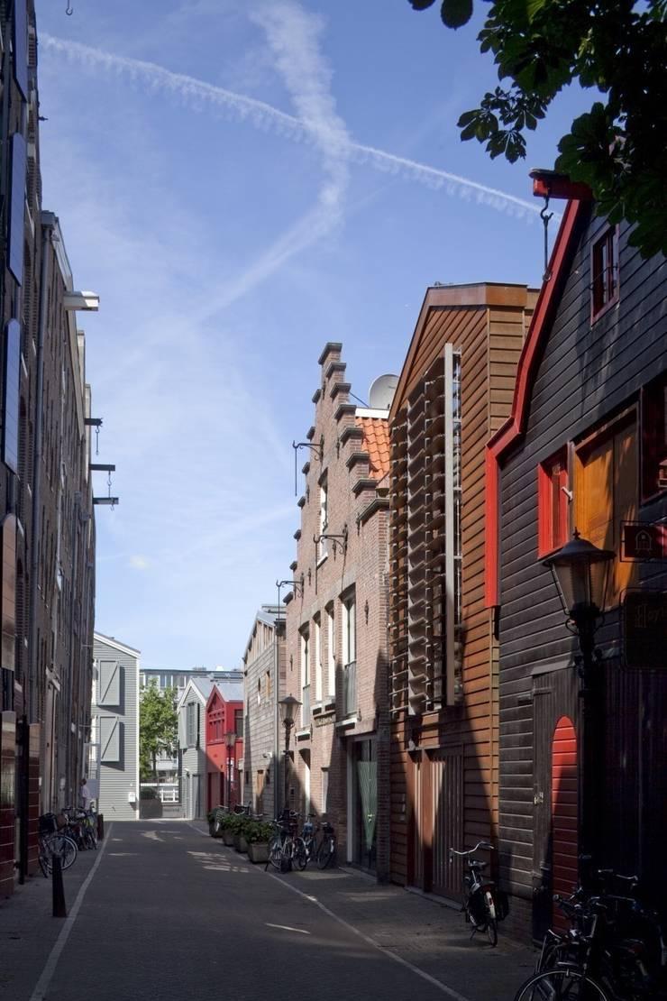 WOONHUIS MET FOTOSTUDIO_02:  Huizen door HOYT architecten
