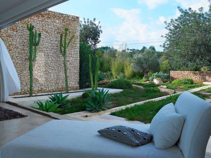 Cas Patró: Casas de estilo mediterráneo de Atlant de Vent