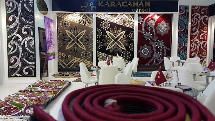 Karacahan Carpet Rug – Karacahan Carpet: klasik tarz tarz Duvar & Zemin