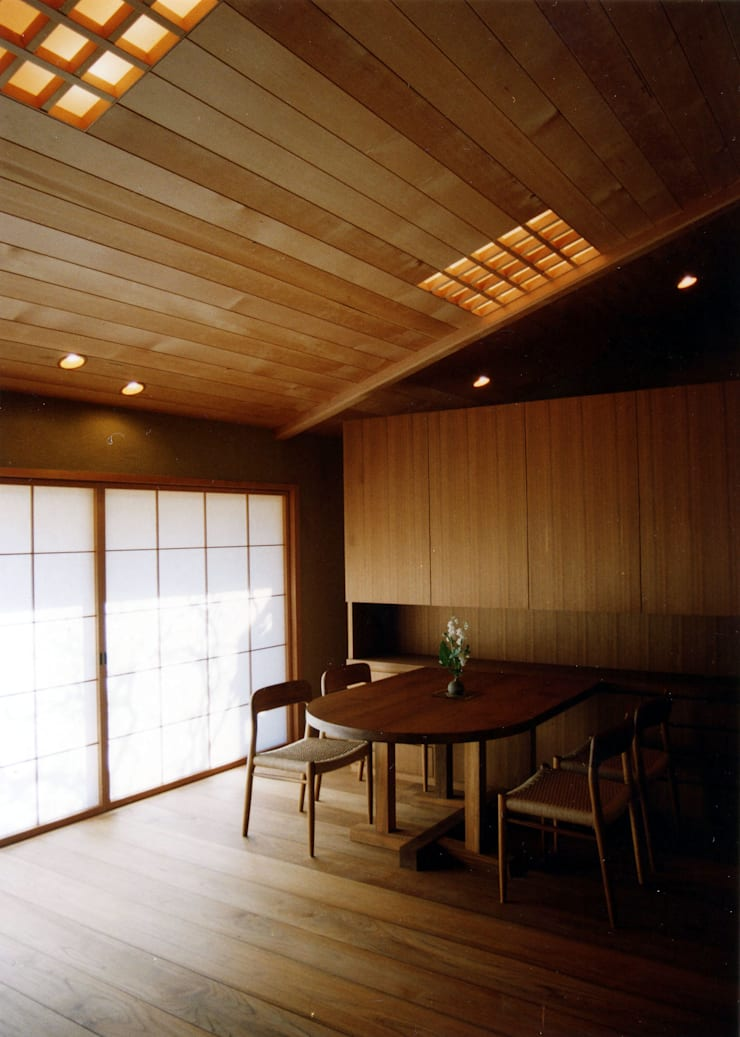 ダイニング: 松井建築研究所が手掛けたダイニングです。,