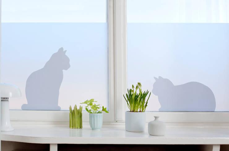 Fenster & Tür von BY MAY/ Siluett Frost Window Film