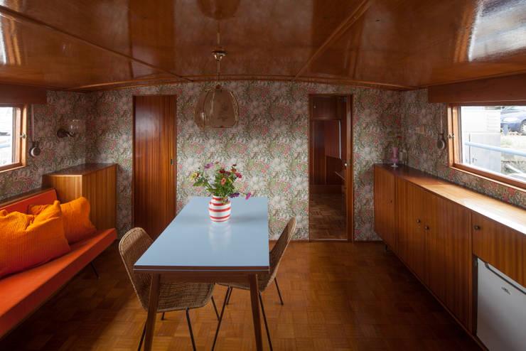 WOONSCHIP LA GONDOLA_13:  Jachten & jets door HOYT architecten