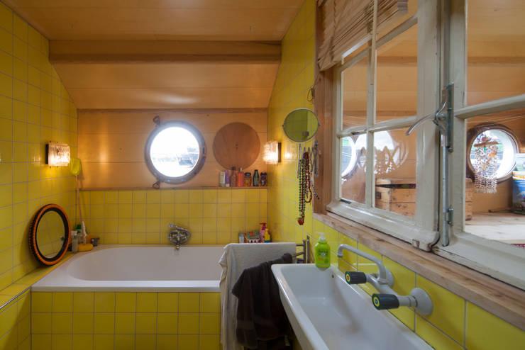 WOONSCHIP LA GONDOLA_06:  Jachten & jets door HOYT architecten