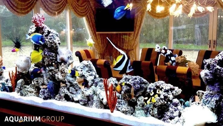 Cocinas de estilo  por AquariumGroup