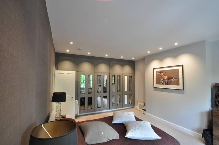 Bedroom by E2 Architecture + Interiors