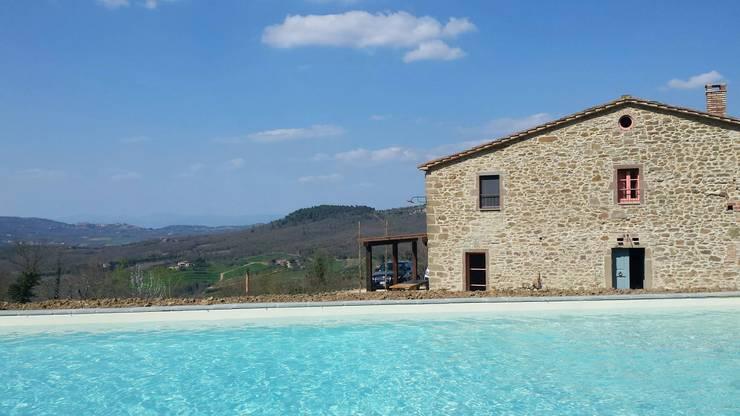 Häuser von Marcello Gavioli