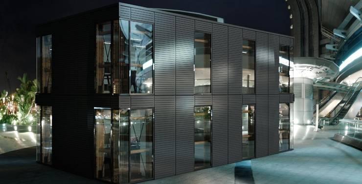Projekty,  Domy zaprojektowane przez STELLINNOVATION GmbH