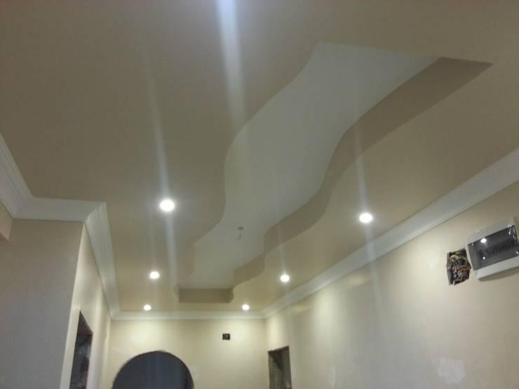 Boz yapı inşaat tasarım ve mimarlık  – Yaptığımız işler:  tarz Duvarlar, Modern