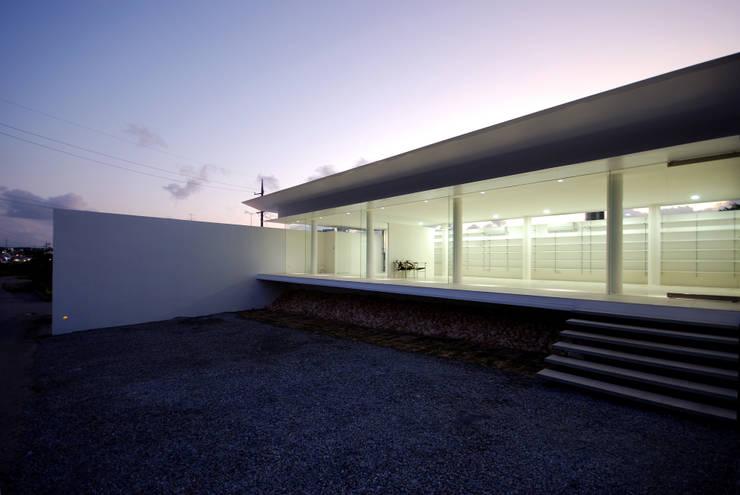 Jo architectural office: 門一級建築士事務所が手掛けた書斎です。