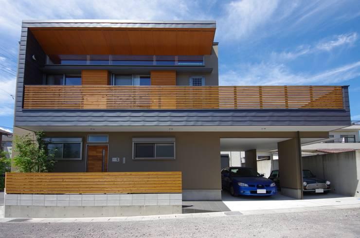 BASESS: 徳永建築事務所が手掛けた家です。
