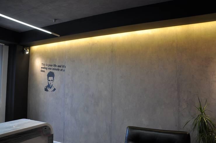 """Дизайн-проект офиса компании """"МОРЕ ПИВА"""" : Офисные помещения в . Автор – archirdom"""