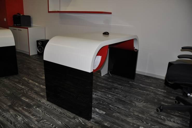Дизайн-проект офиса компании <q>МОРЕ ПИВА</q> : Офисные помещения и магазины в . Автор – archirdom