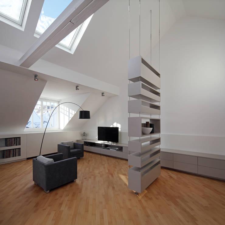 Wohnraum: moderne Wohnzimmer von raumkontor Innenarchitektur Architektur