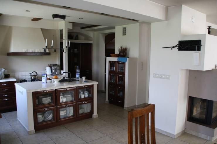 Foto di cucine in muratura moderne mondodesign