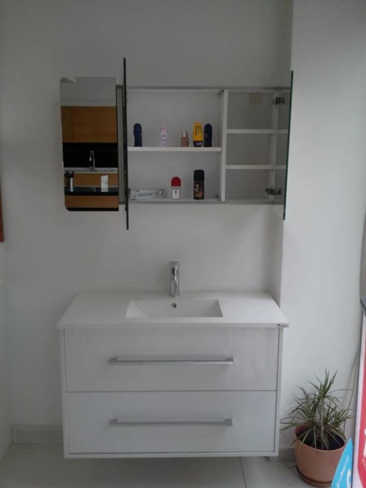 Mina Mobilya – Ölçüye Özel Dekorasyon:  tarz Banyo,
