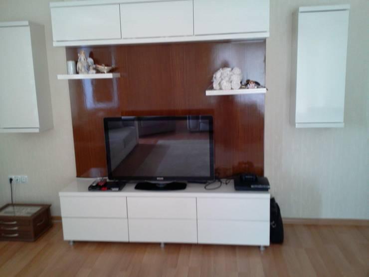 Mina Mobilya – Ölçüye Özel Dekorasyon:  tarz Oturma Odası,