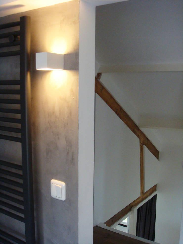 badkamer verdieping hal na de verbouwing:   door A&R10