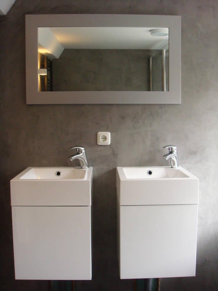 Badkamer na de verbouwing:   door A&R10