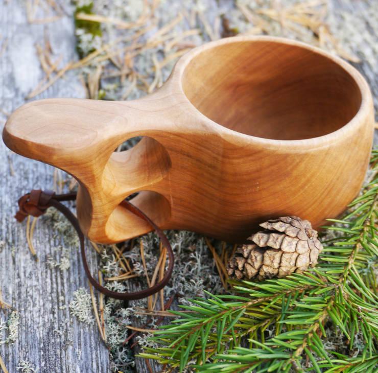 Kitchen by Cairn Wood Design Ltd