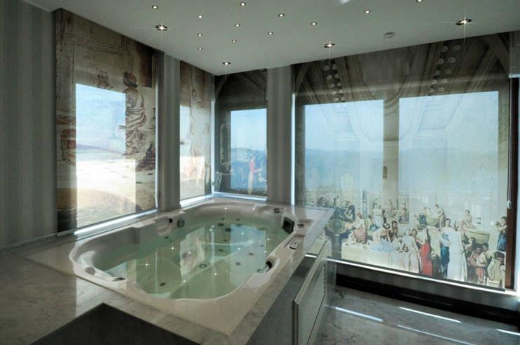 Emrah Yasuk – Banyo jakuzi: modern tarz Banyo