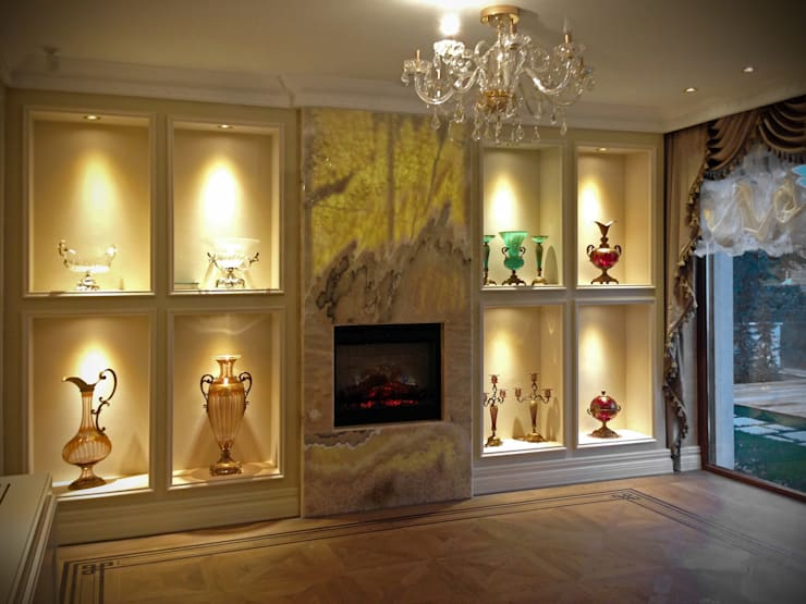 Emrah Yasuk – Salon :  tarz İç Dekorasyon