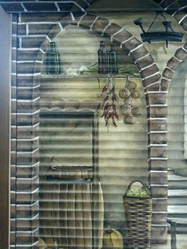 ПРОБА НА РОЛЬСТАВНЯХ: Ресторации в . Автор – Абрикос , Классический
