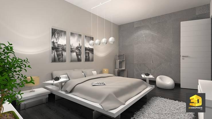 Perspectives en Infographie 3D d\'une residence par 3Dgraphiste.fr ...