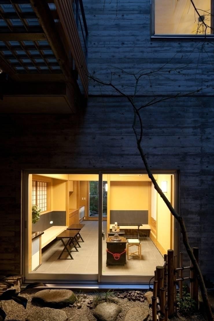 外観: 忘蹄庵建築設計室が手掛けた和室です。