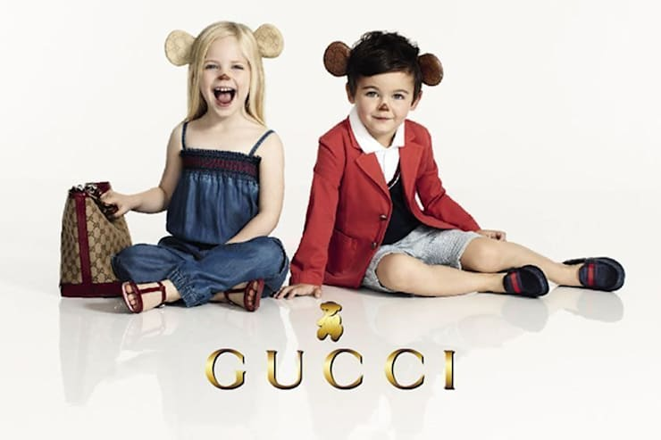 Inan AYDOGAN /IA  Interior Design Office – Gucci Kids Fashion Trade Shows 2016:  tarz Sergi Alanları