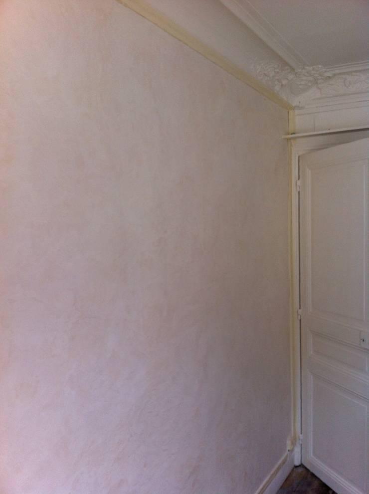 Stuc Contemporain Effet Marbré By Ar Decor Peinture De Décoration