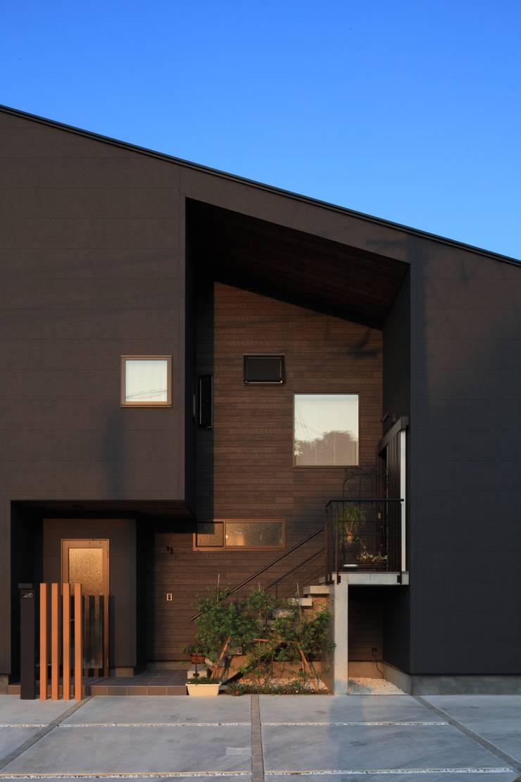 KTF House : artect design - アルテクト デザインが手掛けた家です。