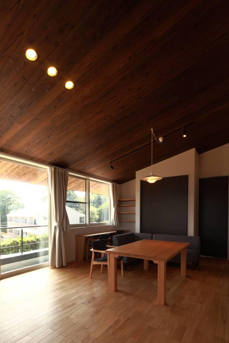 KTF House : artect design - アルテクト デザインが手掛けたダイニングです。