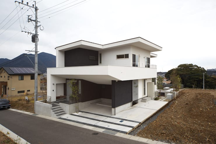 O  House: artect design - アルテクト デザインが手掛けた家です。