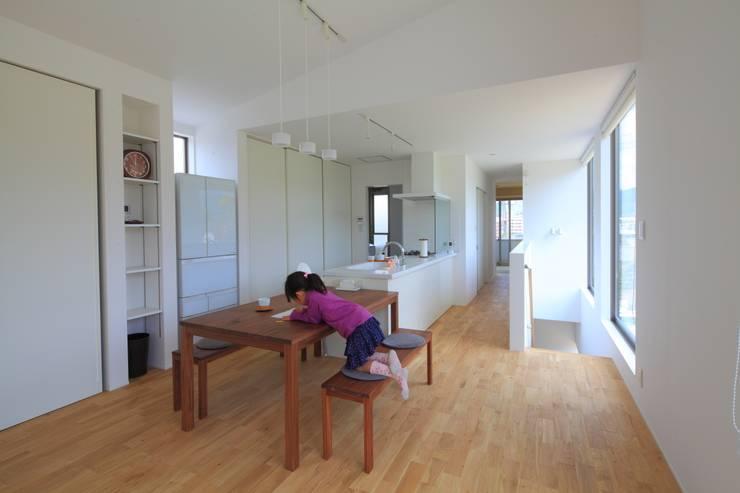MAS House : artect design - アルテクト デザインが手掛けたダイニングです。,