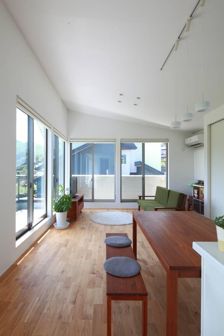 MAS House : artect design - アルテクト デザインが手掛けたリビングです。,