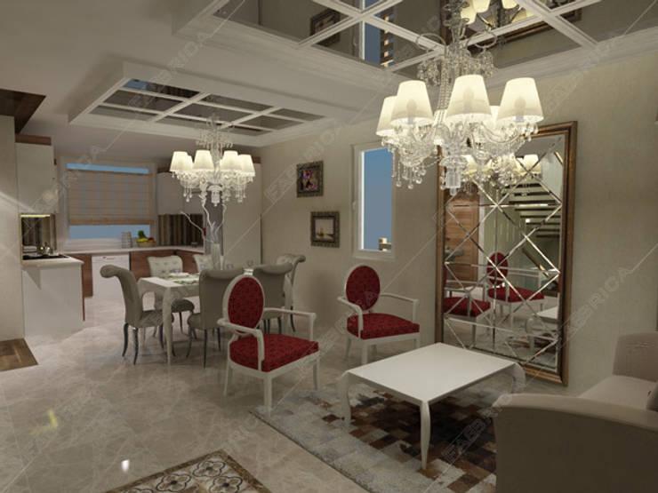 Fabbrica Mobilya – T.H House:  tarz , Klasik