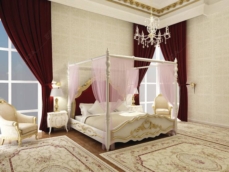 Fabbrica Mobilya – NN House:  tarz Yatak Odası